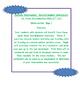 Dyslexia Intervention:  Number Visual Discrimination Skills (1st ed.)