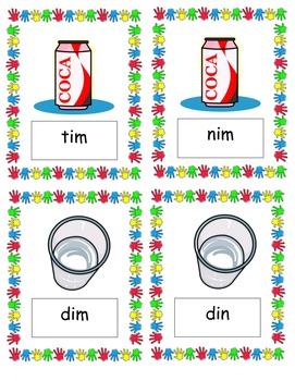 Dyslexia Intervention: Short I SPILL! Game (Gr. 1-3, 9 pgs.)