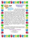 Dyslexia Intervention: Short O SPILL! Game (Gr. 1-3, 9 pgs.)
