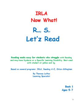 Dyslexia, Let'z Read
