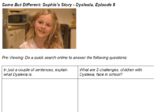 Dyslexia - 'Same But Different' Film Guide