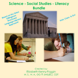 Orton Gillingham Structured Language Literacy: Social Studies, Science and More!