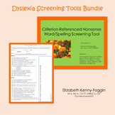 Dyslexia Screening Tools Bundle: District License