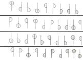 Dyslexia activity card