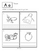Dyslexia and Dysgraphia Collection: Describing Objects - Manuscript