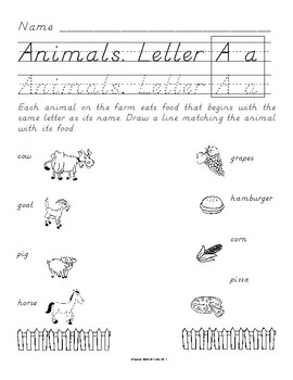 Dyslexia and Dysgraphia Collection: Dyslexia Games - Letter and Word Activities