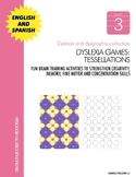 Dyslexia and Dysgraphia Collection: Dyslexia Games - Tesselations