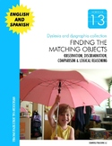 Dyslexia and Dysgraphia Collection: Finding the Matching Objects