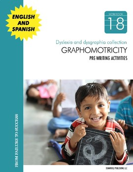 Dyslexia and Dysgraphia Collection: Graphomotricity