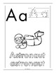 Dyslexia and Dysgraphia Collection: Letter Formation, Initial Words - Manuscript
