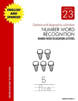 Dyslexia and Dysgraphia Collection: Number Word Recognition