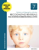 Dyslexia and Dysgraphia Collection: Recognizing Reversals