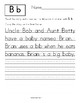 Dyslexia and Dysgraphia Collection: Related Words - Manuscript