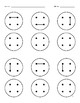 Dyslexia and Dysgraphia Collection: Tracing Patterns, Circles and Dots
