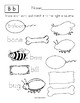 Dyslexia and Dysgraphia Collection: Tracing and Matching - Manuscript