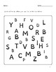 Dyslexia and Dysgraphia Collection: Visual Discrimination - Recognizing Letters