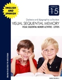 Dyslexia and Dysgraphia Collection: Visual Sequential Memory