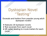 """Dystopian Book """"Tasting"""""""