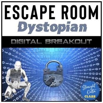 Dystopian Digital Breakout Escape Room