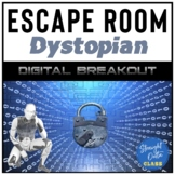 Dystopian Digital Breakout Escape Room