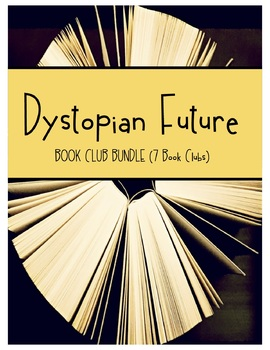 Dystopian Future Book Club Growing Bundle (7 Book Clubs)