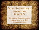 Dystopian Literature Bundle
