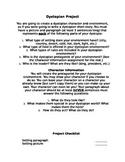 Dystopian Literature Project