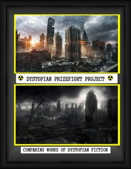 Dystopian Prizefight Project - Comparing Works of Dystopia