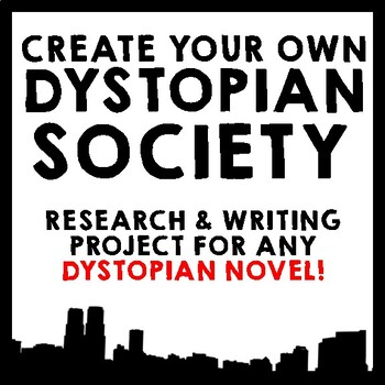 essays on dystopian society The future truly is a mystery no one knows what it will honestly hold there are so many key factors that control society among them are money, morals, class, and influence.