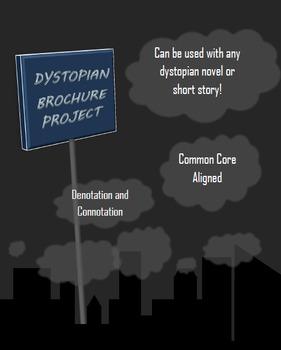 Dystopian Society Travel Brochure Project