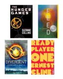 Dystopian Unit Resources for Reader's Workshop and Literat