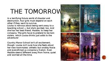 Dystopian / Utopian Book List Slide Show