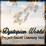 Dystopian World Creation Project-Based Learning Unit (Now with Digital Handouts)