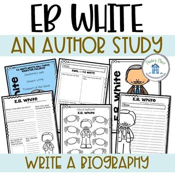 EB White Author Study