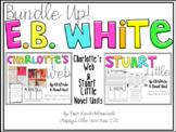 E.B. White Novel Units { The Bundle! }