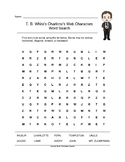 E. B. White's Charlotte's Web Characters Word Search (Grades 2-4)