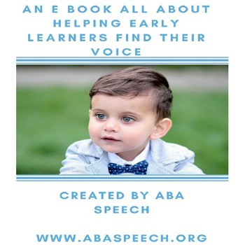 E Book Helping Students with Autism Find Their Voice