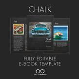 E-Book Template: Chalk