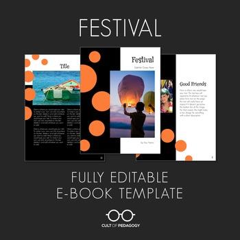 E-Book Template: Festival