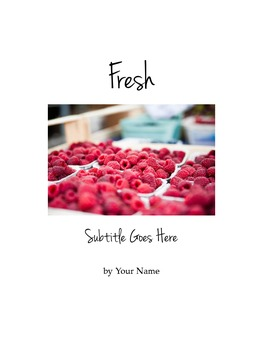 E-Book Template: Fresh