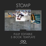 E-Book Template: Stomp