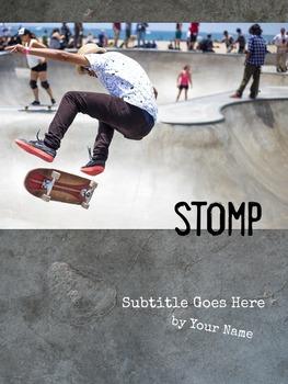 E-Book Template: Stomp