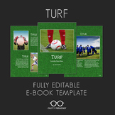 E-Book Template: Turf