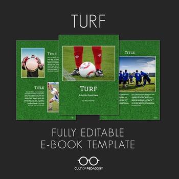 E-Book Template: Turf