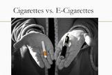 E-Cigarette Inquiry Based Lesson
