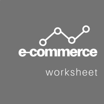 E-Commerce Worksheet