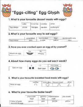 """(E) """"Eggs - Citing"""" Egg Glyph"""
