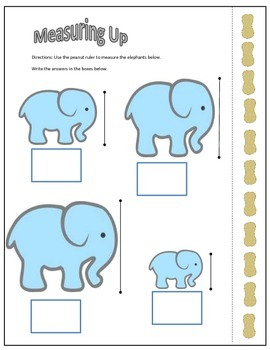 E Elephant Lapbook