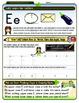 Ee, Ff, Gg & Hh Worksheet Bundle