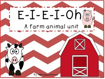 E-I-E-I-oh! On the Farm Unit